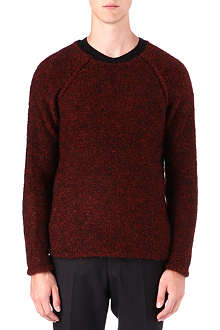 PAUL SMITH MAINLINE Mohair weave jumper