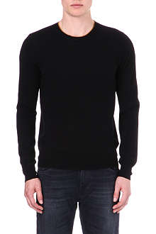 PAUL SMITH MAINLINE Seam-detail jumper