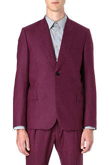 PAUL SMITH MAINLINE Single-breasted one-button blazer