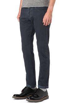 PAUL SMITH MAINLINE Cropped slim-fit jeans