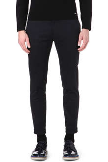 PAUL SMITH MAINLINE Cotton turn-up trousers