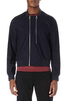 PAUL SMITH MAINLINE Tailored bomber jacket