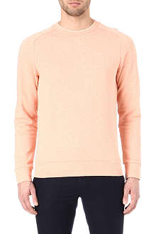 PAUL SMITH MAINLINE Cotton marl sweatshirt