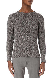 PAUL SMITH MAINLINE Multicoloured knit jumper