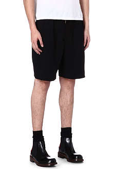 PAUL SMITH MAINLINE Soft wool shorts