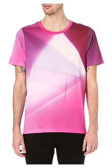 PAUL SMITH MAINLINE Tie dye print t-shirt