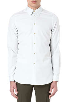 PAUL SMITH MAINLINE Contrast panel shirt
