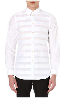 PAUL SMITH MAINLINE Voile stripe shirt