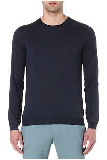 PAUL SMITH MAINLINE Contrast-panel jumper