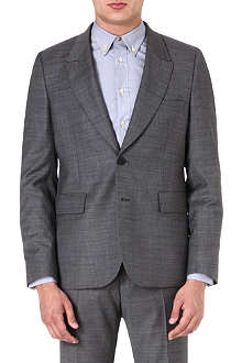 PAUL SMITH MAINLINE Single-breasted wool-blend blazer