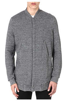 PAUL SMITH MAINLINE Long bomber jacket