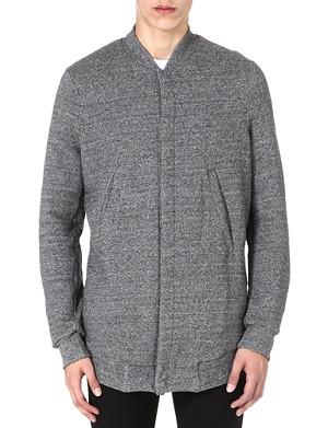 PAUL SMITH MAINLINE Long bomber jacket