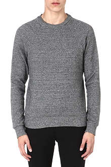 PAUL SMITH MAINLINE Cotton-blend sweatshirt