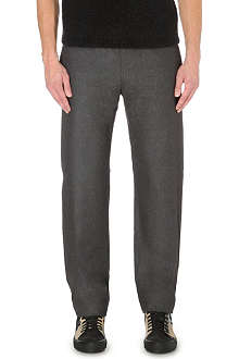 PAUL SMITH MAINLINE Stretch-wool trousers