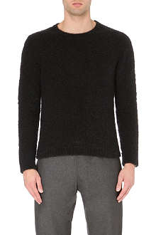 PAUL SMITH MAINLINE Mohair knitted jumper