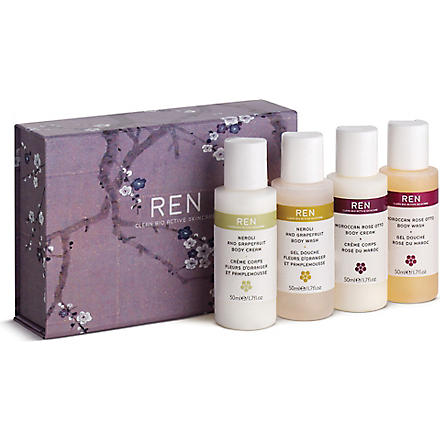 REN Mini gift set