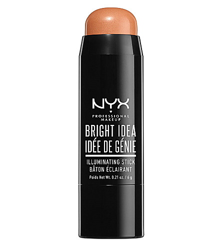 NYX PROFESSIONAL MAKEUP Bright Idea Illuminating Stick (Bermuda+bronze