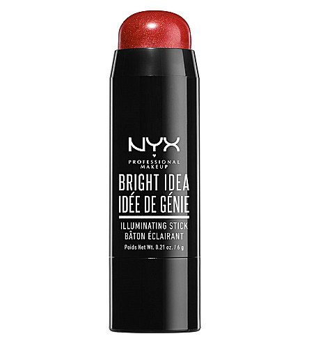 NYX PROFESSIONAL MAKEUP Bright Idea Illuminating Stick (Brick red blaze