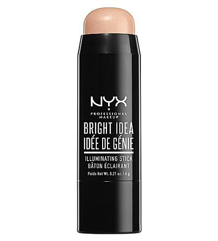 NYX PROFESSIONAL MAKEUP Bright Idea Illuminating Stick (Chardonnay shimmer