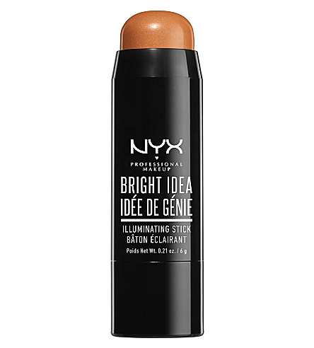 NYX COSMETICS Bright Idea Illuminating Stick (Maui suntan