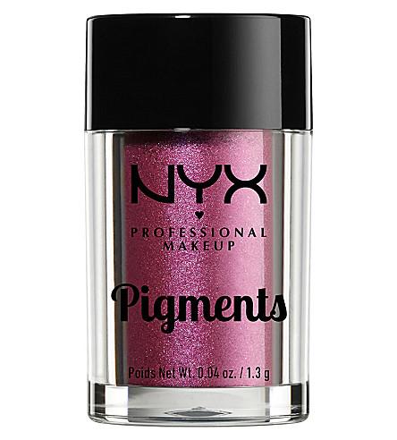 NYX PROFESSIONAL MAKEUP Pigments (Crazed