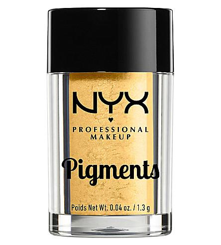 NYX PROFESSIONAL MAKEUP Pigments (Go h.a.m