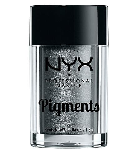 NYX PROFESSIONAL MAKEUP Pigments (Gunmetal