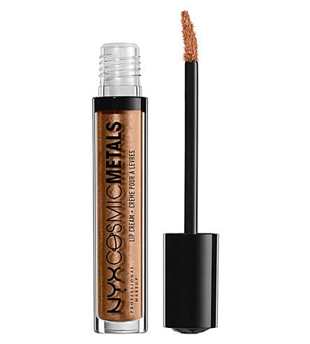 NYX PROFESSIONAL MAKEUP Cosmic Metals Lip Cream (Celestial