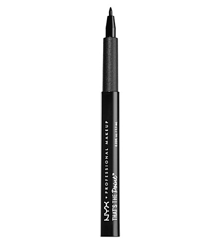 NYX PROFESSIONAL MAKEUP That's The Point Eyeliner (A+bit+edgy