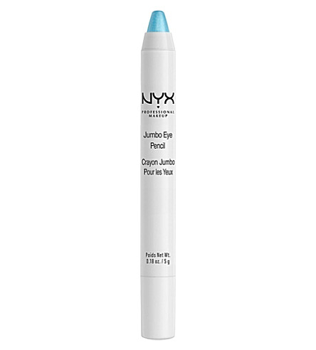 NYX PROFESSIONAL MAKEUP Jumbo Eye Pencil (Baby+blue