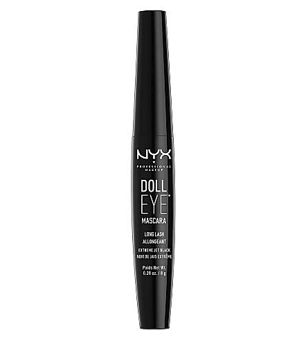 NYX PROFESSIONAL MAKEUP Jumbo Eye Pencil (Black