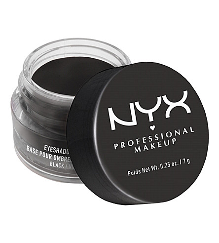 NYX PROFESSIONAL MAKEUP Eyeshadow Base (Black
