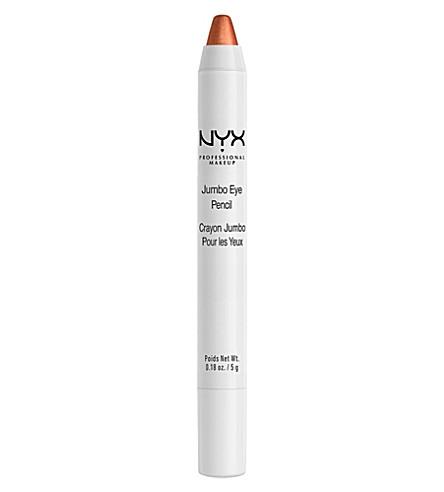 NYX PROFESSIONAL MAKEUP 巨型眼线笔 (青铜