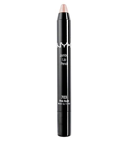 NYX PROFESSIONAL MAKEUP Jumbo Lip Pencil (Pink nude