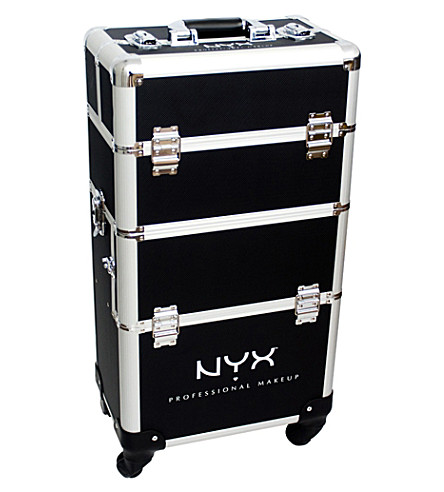 NYX PROFESSIONAL MAKEUP Make-up artist train case (4+tier