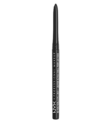 NYX PROFESSIONAL MAKEUP Retractable Eyeliner (Black