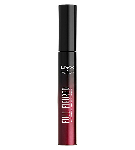 NYX PROFESSIONAL MAKEUP 全计算茂盛的睫毛睫毛膏 (全 + 想通