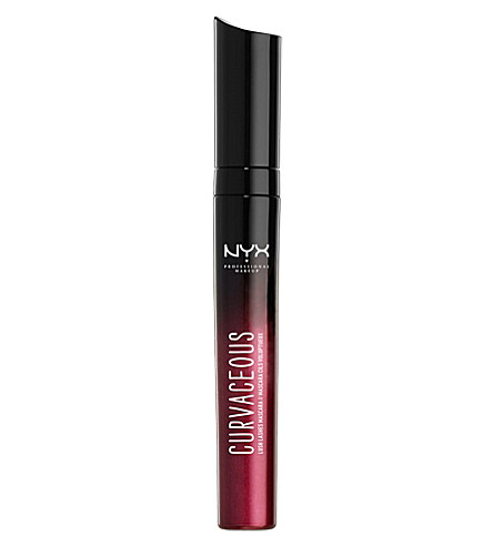 NYX PROFESSIONAL MAKEUP Curvaceous Lush Lashes Mascara (Curvaceous