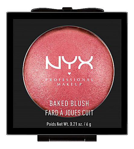 NYX PROFESSIONAL MAKEUP Baked blush (Statement red