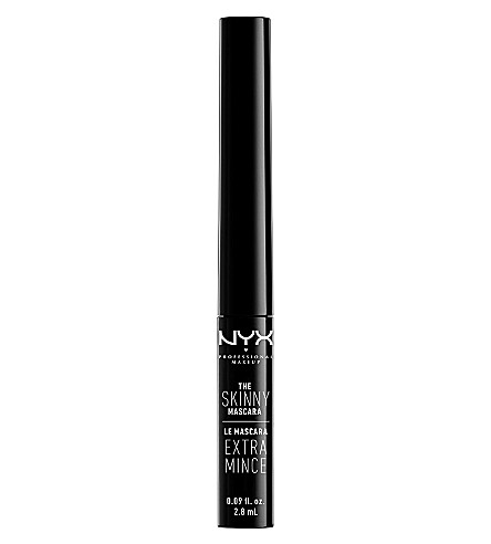 NYX PROFESSIONAL MAKEUP The Skinny Mascara (Black