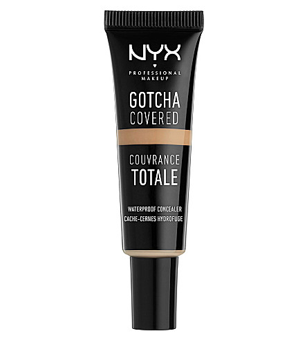 NYX PROFESSIONAL MAKEUP Gotcha Covered Concealer (Beige