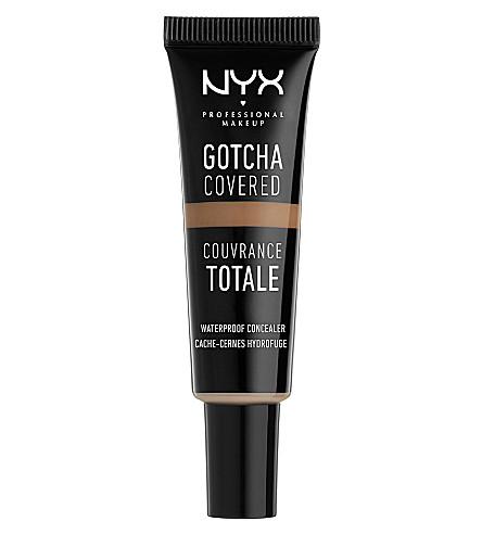 NYX PROFESSIONAL MAKEUP Gotcha Covered Concealer (Deep