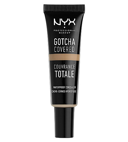 NYX PROFESSIONAL MAKEUP Gotcha Covered Concealer (Tan