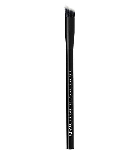 NYX PROFESSIONAL MAKEUP Pro Dual Fibre Precision brush