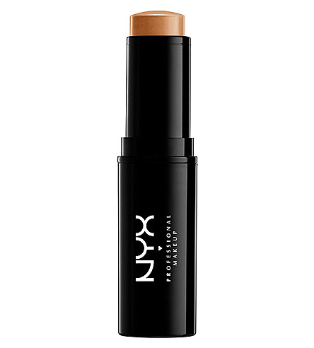 NYX PROFESSIONAL MAKEUP Mineral stick foundation (Deep honey