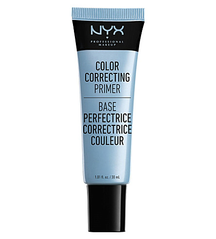 NYX PROFESSIONAL MAKEUP Colour Correcting Liquid Primer (Blue