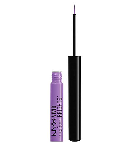 NYX PROFESSIONAL MAKEUP Vivid Brights Eyeliner (Blossom