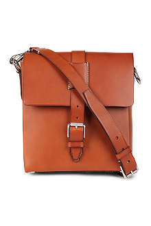 RALPH LAUREN ACCESSORIES Vachetta small cross-body bag
