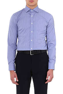 RALPH LAUREN BLACK LABEL Bond tailored-fit shirt