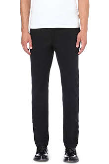 RALPH LAUREN BLACK LABEL James stretch-cotton trousers 36